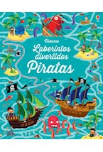 Papel LABERINTOS DIVERTIDOS PIRATAS