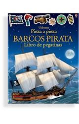 Papel BARCOS PIRATA LIBRO DE PEGATINAS