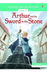 Papel Arthur and the Sword in the Stone - Usborne English Readers Level 2