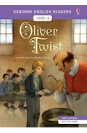 Papel OLIVER TWIST (USBORNE ENGLISH READERS LEVEL 3) [B1] [WITH ACTIVITIES AND FREE AUDIO]