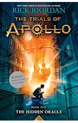 Papel The Trials of Apollo: The Hidden Oracle (Book One)