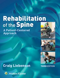 E-book Rehabilitation Of The Spine: A Patient-Centered Approach