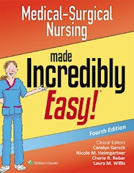 E-book Medical-Surgical Nursing Made Incredibly Easy!