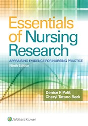 E-book Essentials Of Nursing Research