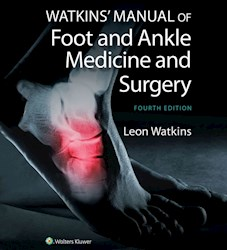 E-book Watkins' Manual Of Foot And Ankle Medicine And Surgery