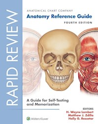 E-book Rapid Review: Anatomy Reference Guide