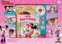 Papel Disney Junior - Lee Explora Y Mas