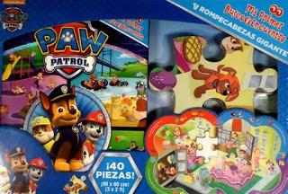 Papel Disney Princesas Puzzle Gigante