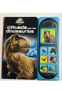 Papel Jurassic World - Rueda Con Dinosaurios