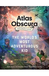 Papel The Atlas Obscura Explorer's Guide for The World's Most Adventurous Kid