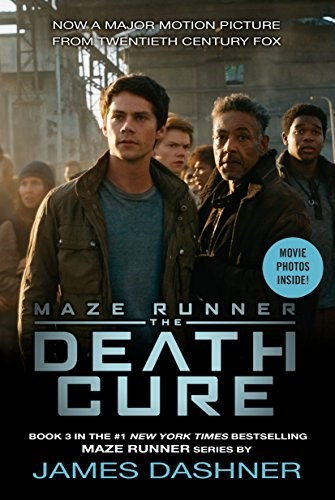 Papel Maze Runner,The 3: Death Cure,The - Movie Tie In
