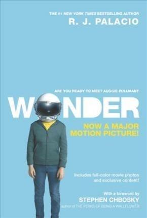 Papel Wonder Movie Tie-In Edition