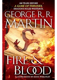 Papel Song Of Ice And Fire,A: Fire And Blood - Bantam  **Nov 2018*