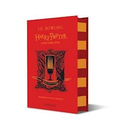 Papel Harry Potter And The Goblet Of Fire - Gryffindor Edition (Hardback)
