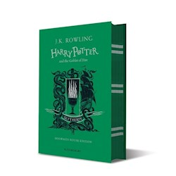 Papel Harry Potter And The Goblet Of Fire - Slytherin Edition (Hardback)