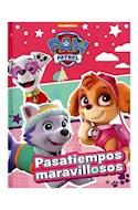 Papel PASATIEMPOS MARAVILLOSOS (PAW PATROL) (ILUSTRADO) (CARTONE)