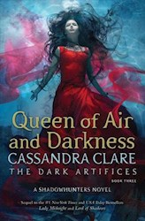 Papel Queen Of Air And Darkness - Dark Artifices 3
