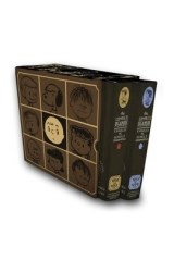 Papel The Complete Peanuts Box Set (1950-1954)