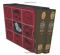 Papel The Complete Peanuts Box Set Volumes 3 & 4 (1955-1958)