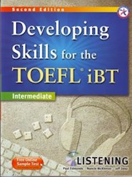 Libro Developing Skills For The Toefl Ibt ( Listening ) Student'S Book + Cd