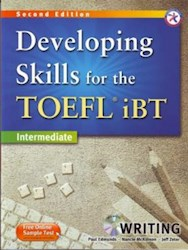 Libro Developing Skills For The Toefl Ibt ( Writing ) Student'S Book + Cd