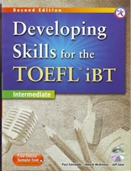 Libro Developing Skills For The Toefl Ibt ( Combined Book ) Student'S Book + Cd