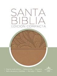 Libro Santa Biblia Edicion Compacta Color Topacio Rvr 1960