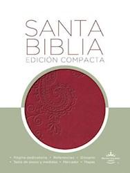 Libro Santa Biblia Edicion Compacta Color Cranberry Rvr 1960