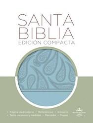 Libro Santa Biblia Edicion Compacta Color Celeste Rvr 1960