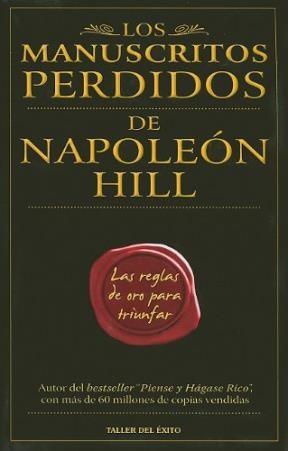 Papel Manuscritos Perdidos De Napoleon Hill, Los