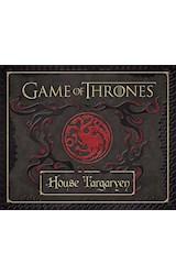 Papel Game of Thrones: House Targaryen Deluxe Stationery Set (Insights Deluxe Stationery Sets)