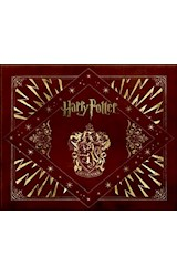 Papel Harry Potter: Gryffindor Deluxe Stationery Set