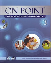 Libro On Point Reading And Critical Thinking Skills 3 Student'S Book + Cd