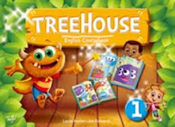 Libro Treehouse 1 Student'S Book + Audio Cd