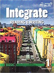 Libro Integrate Reading & Writing Basic 1 Student'S Book + Cd