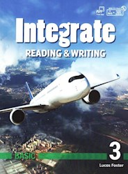 Libro Integrate Reading & Writing Basic 3 Student'S Book + Cd