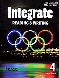 Libro Integrate Reading & Writing Basic 4 Student'S Book + Cd