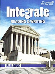 Libro Integrate Reading & Writing Building 1 Student'S Book + Cd