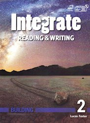 Libro Integrate Reading & Writing Building 2 Student'S Book + Cd