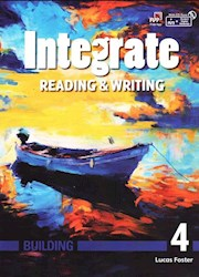 Libro Integrate Reading & Writing Building 4 Student'S Book + Cd
