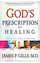 E-book God's Prescription For Healing