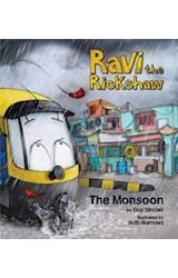 E-book Ravi the Rickshaw: The Monsoon