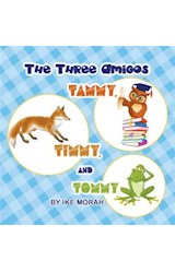 E-book The Three Amigos: Tammy, Timmy, and Tommy