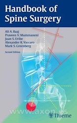 Papel Handbook Of Spine Surgery