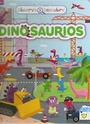 Papel Dinosaurios Mi Primer Observa Y Descubre