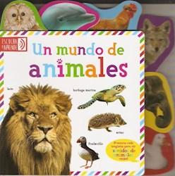 Papel Mundo De Animales Escucha Y Aprende