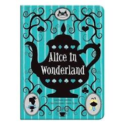 Papel Alice In Wonderland Keepsake Journal