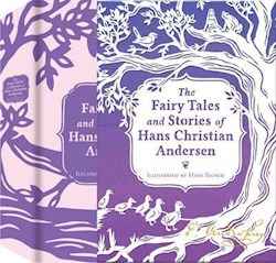 Papel The Fairy Tales And Stories Of Hans Christian Andersen (Knickerbocker Clothbound Slipcase)