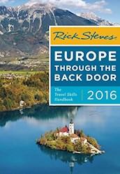 Papel Europe Through The Back Door 2016: The Travel Skills Handbook