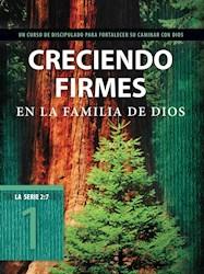 Libro Creciendo Firmes En La Familia De Dios
